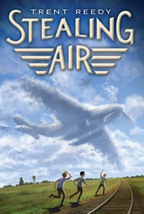 Stealing Air - Trent Reedy<br/>