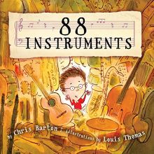 88 Instruments - Chris Barton<br/>