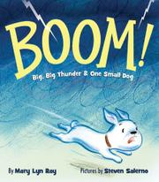 BOOM! Big, Big Thunder & One Small Dog - Mary Lyn Ray<br/>