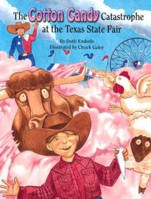 The Cotton Candy Catastrophe at the Texas State Fair -  <br/>