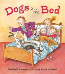 Dogs on the Bed - Elizabeth Bluemle<br/>