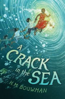 A Crack in the Sea - Heather Bouwman<br/>