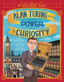 Alan Turing and the Power of Curiosity - Karla Arenas Valenti<br/>