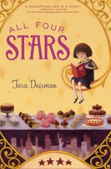 All Four Stars - Tara Dairman<br/>