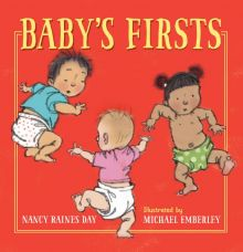 Baby's Firsts - Nancy Raines Day<br/>