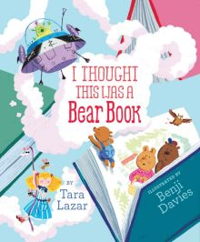 I Thought This Was a Bear Book - Tara Lazar<br/>
