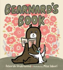 Bearnard's Book - Deborah Underwood<br/>