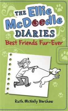 Ellie McDoodle: Best Friends Fur-ever - Ruth McNally Barshaw<br/>