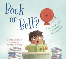 Book or Bell? - Chris Barton<br/>