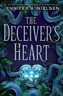 The Deceiver's Heart - Jennifer A. Nielsen<br/>
