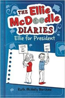 Ellie For President - Ruth McNally Barshaw<br/>