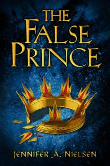 The False Prince - Jennifer A. Nielsen<br/>
