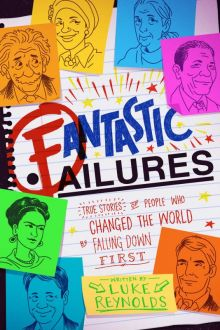 Fantastic Failures - Luke Reynolds<br/>