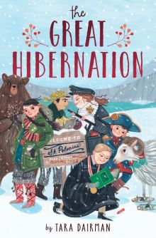 The Great Hibernation - Tara Dairman<br/>