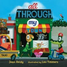 All Through My Town - Jean Reidy<br/>