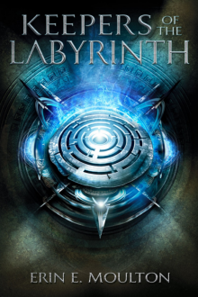 Keepers of the Labyrinth - Erin E. Moulton<br/>