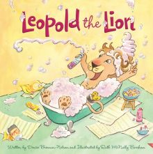 Leopold the Lion - Ruth McNally Barshaw<br/>