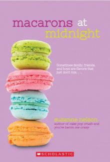 Macarons at Midnight - Suzanne Nelson<br/>
