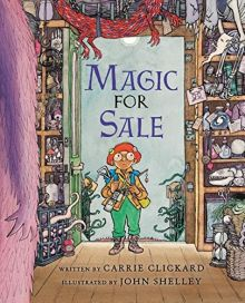 Magic for Sale - Carrie Clickard<br/>