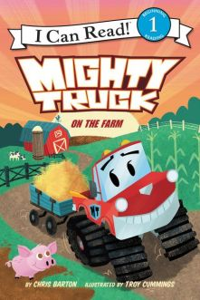 Mighty Truck on the Farm - Chris Barton<br/>