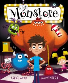 The Monstore - Tara Lazar<br/>