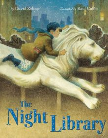 The Night Library - David Zeltser<br/>