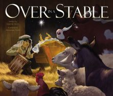 Over in a Stable - Suzanne Nelson<br/>