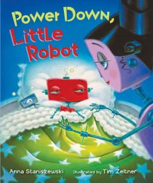 Power Down, Little Robot - Anna Staniszewski<br/>