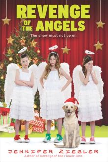 Revenge of the Angels - Jennifer Ziegler<br/>