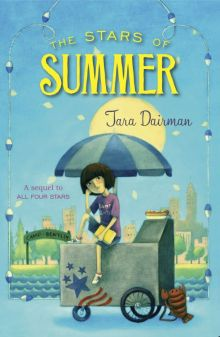 The Stars of Summer - Tara Dairman<br/>