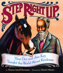 Step Right Up - Donna Janell Bowman<br/>