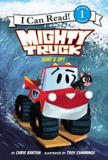 Mighty Truck: Surf's Up! - Chris Barton<br/>