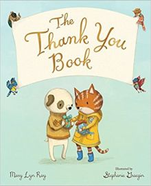 The Thank You Book - Mary Lyn Ray