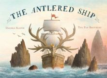 The Antlered Ship - Dashka Slater<br/>