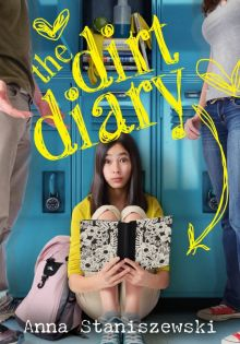 The Dirt Diary - Anna Staniszewski<br/>