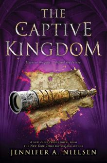 The Captive Kingdom - Jennifer A. Nielsen<br/>