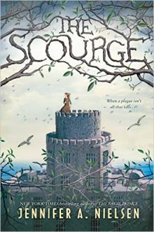 The Scourge - Jennifer A. Nielsen<br/>