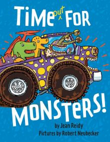 Time (Out) for Monsters - Jean Reidy<br/>