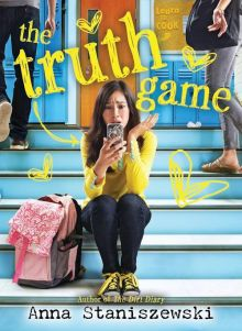 The Truth Game - Anna Staniszewski<br/>