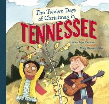 Twelve Days of Christmas in Tennessee - Alice Faye Duncan<br/>