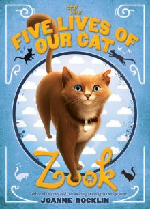 The Five Lives of Our Cat Zook - Joanne Rocklin<br/>