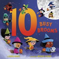 Ten Busy Brooms